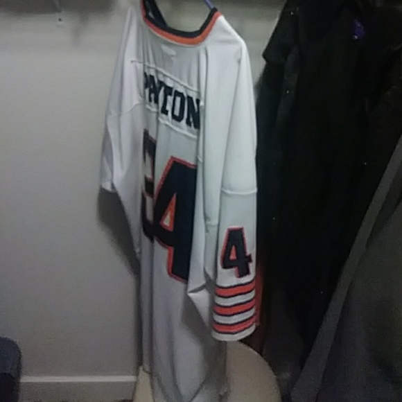 buy online 41670 f317f Mitchell & Ness authentic Walter Payton Jersey